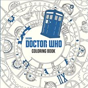 Doctor Who Coloring Book - Sloan, Price Stern
