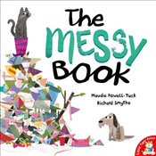 Messy Book - Powell-Tuck, Maudie