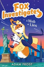 Web of Lies (Fox Investigates) - Frost, Adam