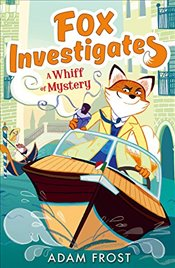 Whiff of Mystery (Fox Investigates) - Frost, Adam