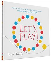 Lets Play - Tullet, Herve