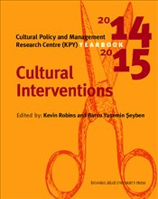 Cultural Policy and Management Yearbook 2014-2015 - Şeyben, Burcu Yasemin