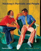 Hockneys Portraits and People - Livingstone, Marco