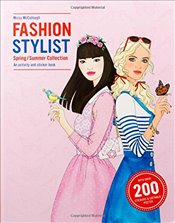 Fashion Stylist Spring/Summer Collection: An activity and sticker book - McCullough, Missy