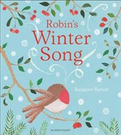 Robins Winter Song - Barton, Suzanne