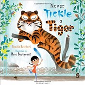 Never Tickle a Tiger - Butchart, Pamela