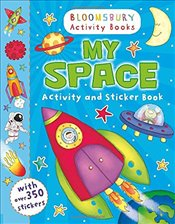 My Space Activity and Sticker Book (Activity & Sticker Book) -