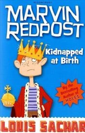 Kidnapped at Birth (Marvin Redpost) - Sachar, Louis