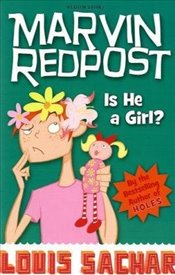 Is He a Girl? (Marvin Redpost) - Sachar, Louis