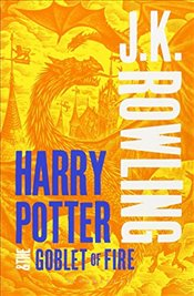 Harry Potter and the Goblet of Fire: 4/7 (Harry Potter 4 Adult Cover) - Rowling, J. K.