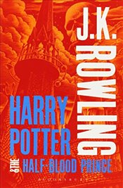 Harry Potter and the Half-Blood Prince : Harry Potter 6 Adult Cover - Rowling, J. K.