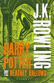 Harry Potter and the Deathly Hallows: 7/7 (Harry Potter 7 Adult Cover) - Rowling, J. K.