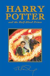 Harry Potter and the Half-Blood Prince : Harry Potter 6 - Rowling, J. K.