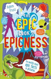 Epic Book of Epicness - Frost, Adam