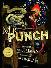 Comical Tragedy or Tragical Comedy of Mr Punch - Gaiman, Neil