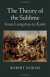 Theory of the Sublime from Longinus to Kant - Doran, Robert