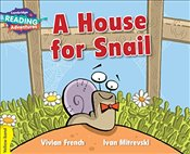 House for Snail Yellow Band (Cambridge Reading Adventures) - French, Vivian