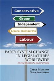 Party System Change in Legislatures Worldwide - Mershon, Carol