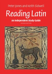 Independent Study Guide to Reading Latin - Jones, Peter V.