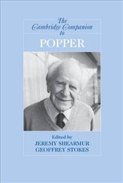 Cambridge Companion to Popper : Cambridge Companions to Philosophy - Shearmur, Jeremy