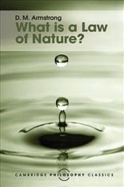 What is a Law of Nature?  - Armstrong, D. M.