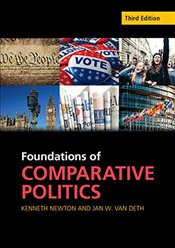 Foundations of Comparative Politics : Cambridge Textbooks in Comparative Politics 3rd Edition - Newton, Kenneth