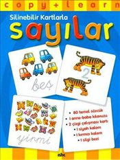 Sayılar : Copy+Learn - Kolektif