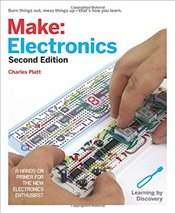 Make : Electronics 2e : Learning Through Discovery - Platt, Charles