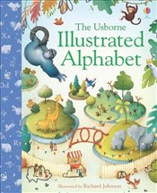 Illustrated Alphabet - Brooks, Felicity