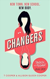 Changers, Book One: Drew - Glock-Cooper, Allison