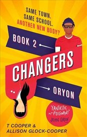 Changers, Book Two: Oryon - Glock-Cooper, Allison