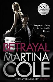 Betrayal - Cole, Martina