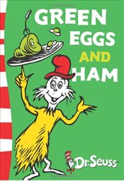 Green Eggs and Ham : Green Back Book - Seuss, Dr.