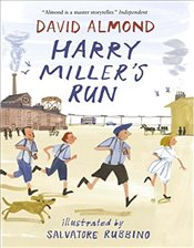 Harry Millers Run - Almond, David