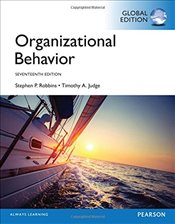 Organizational Behavior 17e - Robbins, Stephen P.