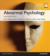 Abnormal Psychology 17e - Butcher, James N.