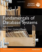 Fundamentals of Database Systems 7e GE - Elmasri, Ramez