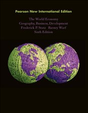 World Economy 6e PIE : Geography, Business, Development - Stutz, Frederick P.