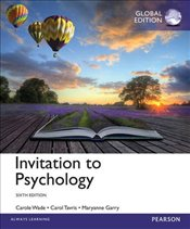 Invitation to Psychology 6e PGE - WADE, CAROLE