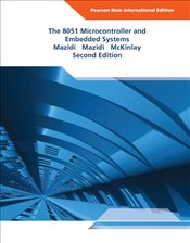 8051 Microcontroller and Embedded Systems 2e PIE - Mazidi, Muhammad Ali