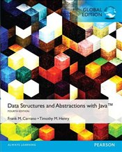 Data Structures and Abstractions with Java 4e PGE - Henry, Timothy M.