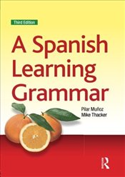 Spanish Learning Grammar - Thacker, Mike