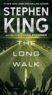 Long Walk - King, Stephen
