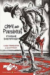 Crime and Punishment : Penguin Classics Deluxe - Dostoyevski, Fyodor Mihayloviç