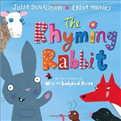 Rhyming Rabbit - Donaldson, Julia