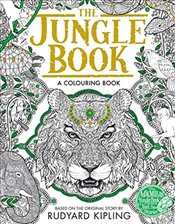 Jungle Book Colouring Book (Colouring Books) - Kipling, Rudyard