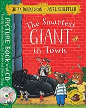 Smartest Giant in Town - Donaldson, Julia