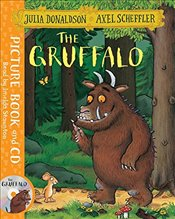 Gruffalo : Book and CD Pack - Donaldson, Julia