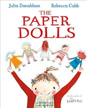 Paper Dolls : Board Book - Donaldson, Julia