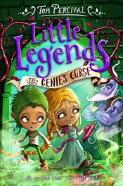 Genies Curse (Little Legends) - Percival, Tom